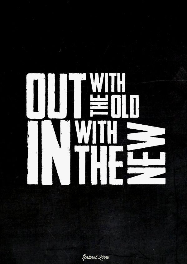 Out-with-the-Old